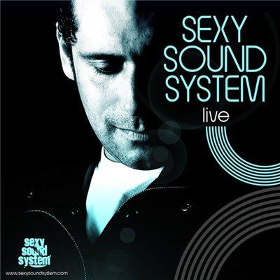 Sexy Sound System - Live (2008)