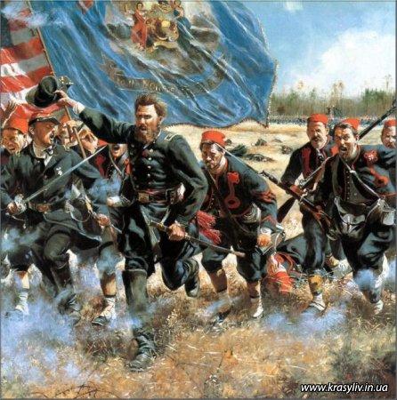 Громадянська війна у США (23 фото + текст)