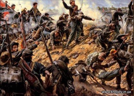 Громадянська війна у США (23 фото + продовження тексту)