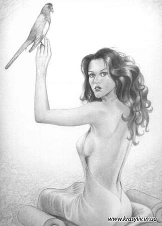 Малюнки олівцем