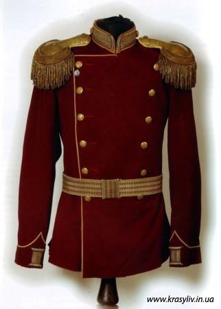 Офіцерська уніформа (рід військ, період часу, країна)