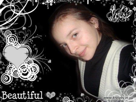 Красилівська красуня Юлічка (нові фото)