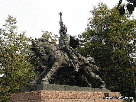 Памятник Богдану Хмельницькому в м.Хмельницький