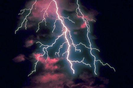 Блискавка та грім - як визначити відстань?