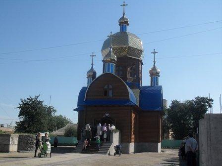 У Красилові освячено Святотроїцький храм