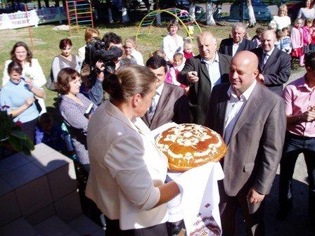 Голова обласної державної адміністрації Ядуха В. С. побував на Красилівщині