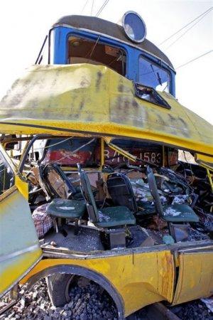 Число загиблих в ДТП на Дніпропетровщині досягло 43 осіб