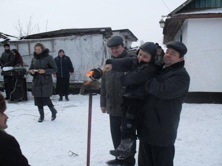 Газ прийшов у Криворудку і Кучманівку