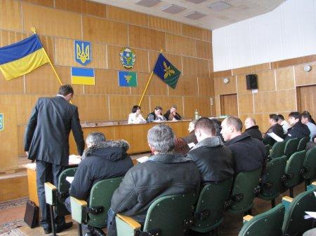 10 грудня: друга сесія Красилівської міської ради