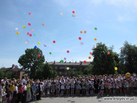 Останній дзвоник - 2011. Школа №3 (38 фото)